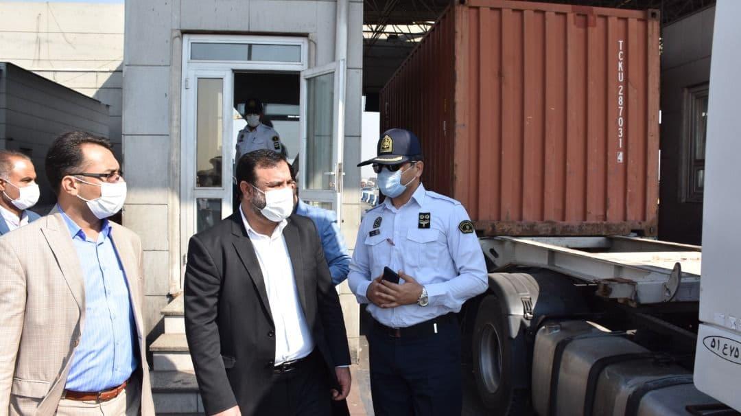 صدور دستور قضایی برای ترخیص هزار تن مرغ از بندر شهید رجایی